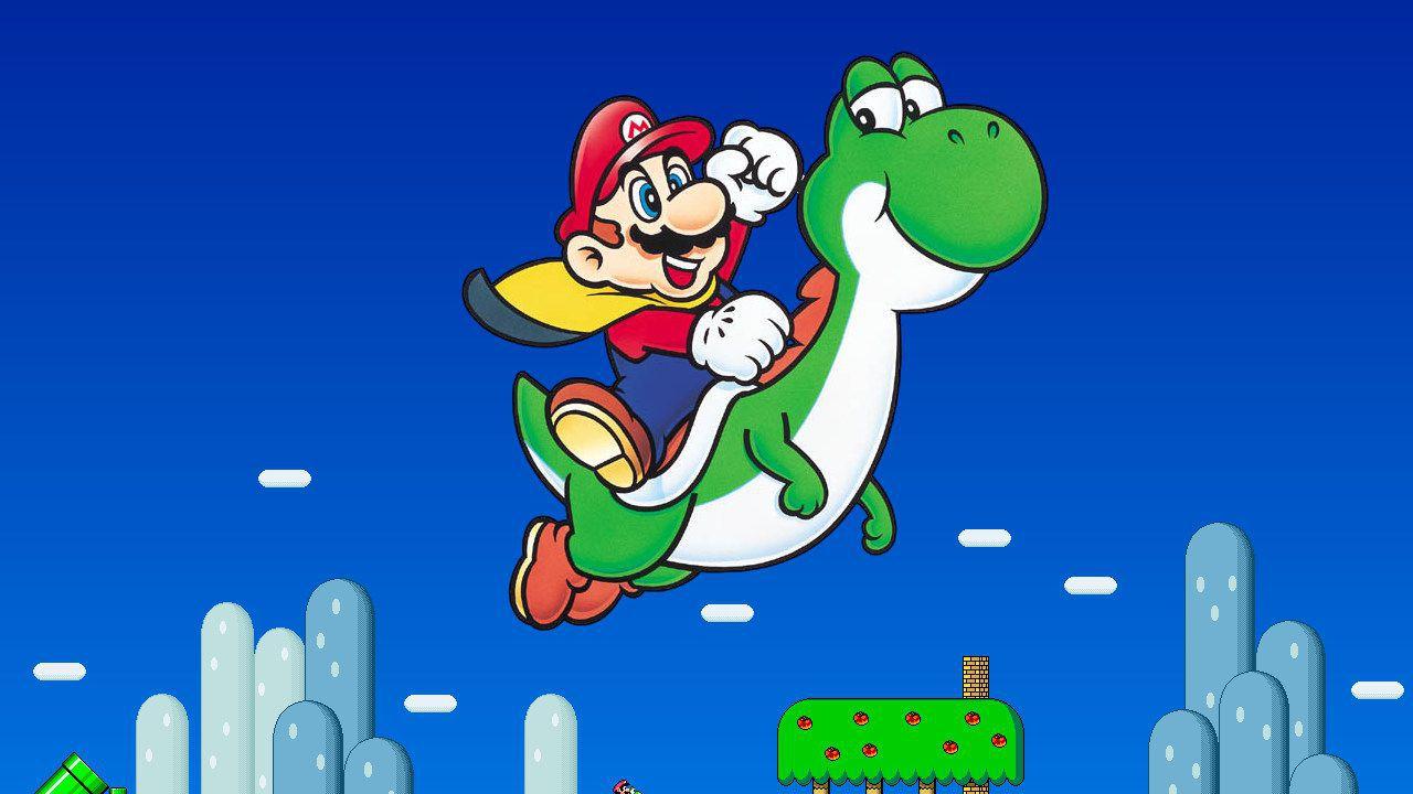 speciale Super Mario Maker 2: cinque livelli classici a tema Super Mario World