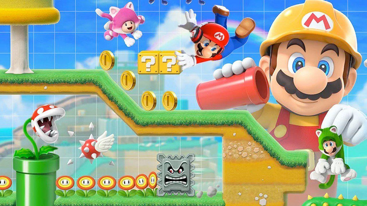 speciale Super Mario Maker 2: cinque nuovi livelli dalla difficoltà infernale
