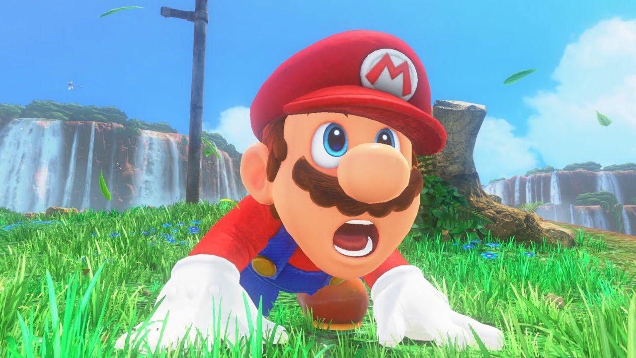 Super Mario Odyssey Guida Alle Lune Del Regno Delle Cascate