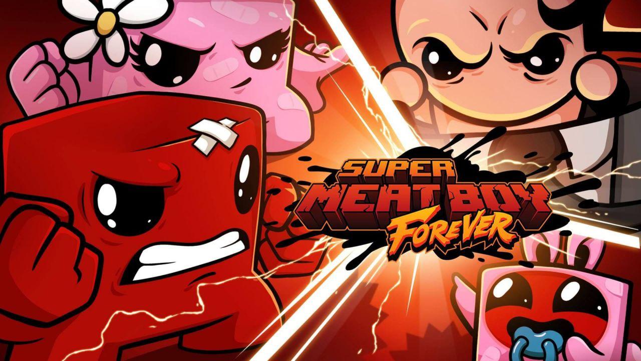 recensione Super Meat Boy Forever Recensione: un sequel cattivo e brutale