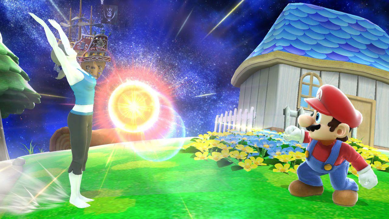 anteprima Super Smash Bros