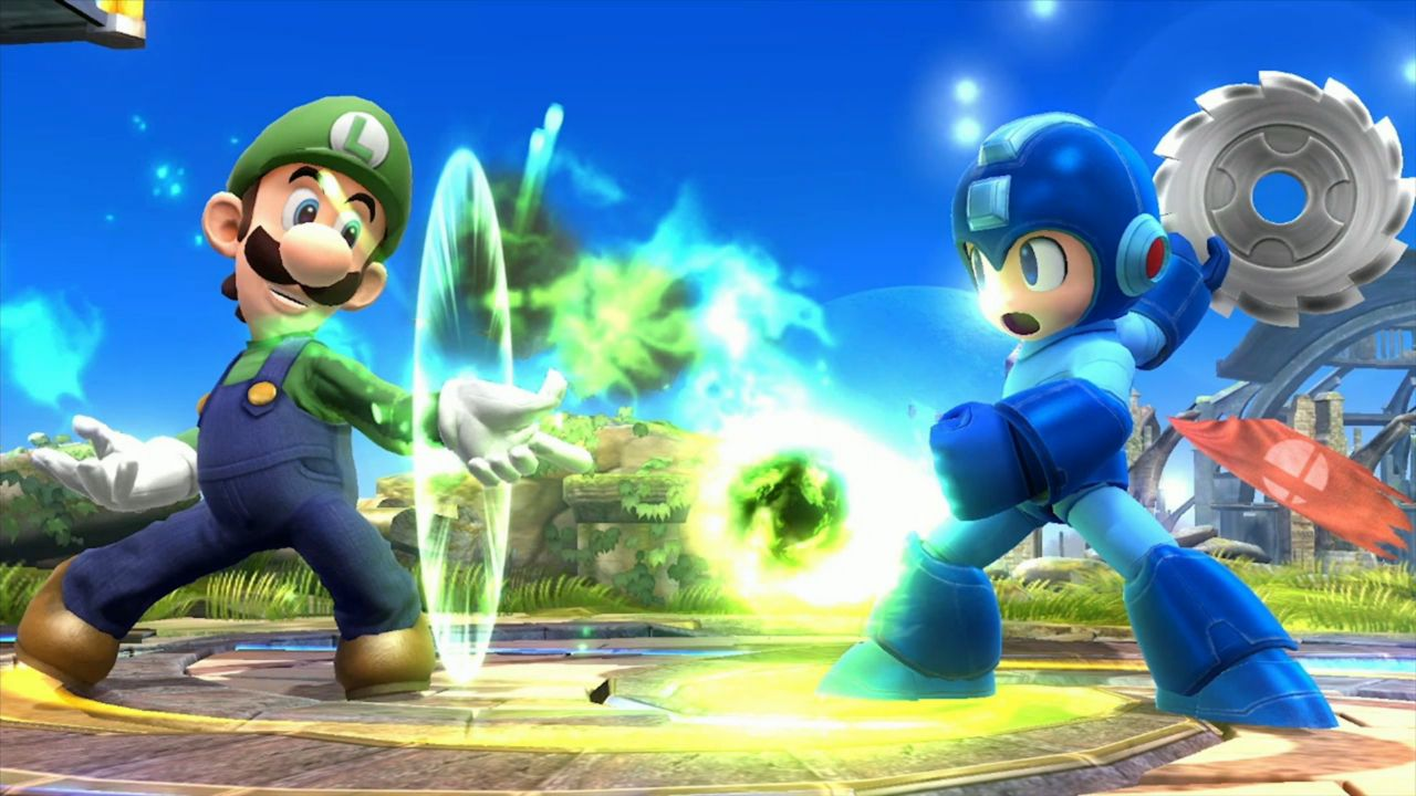 speciale Super Smash Bros - Online
