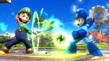 Super Smash Bros - Online
