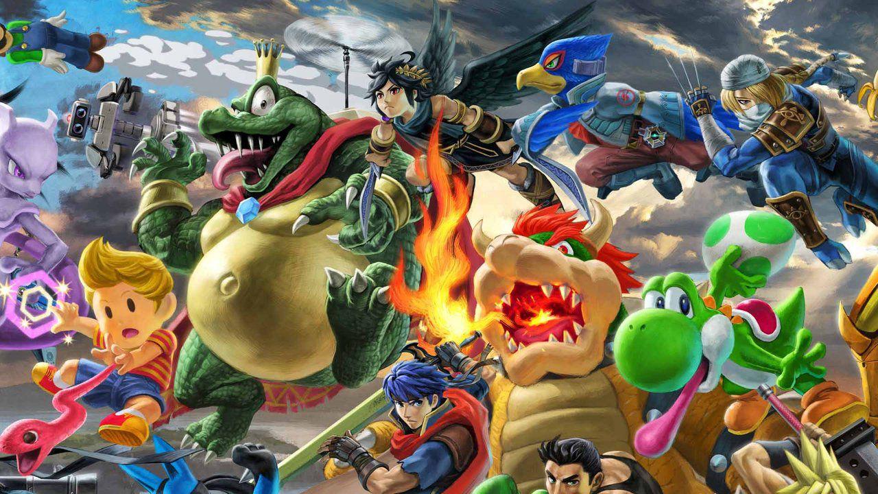 speciale Super Smash Bros Ultimate: analisi del multiplayer online