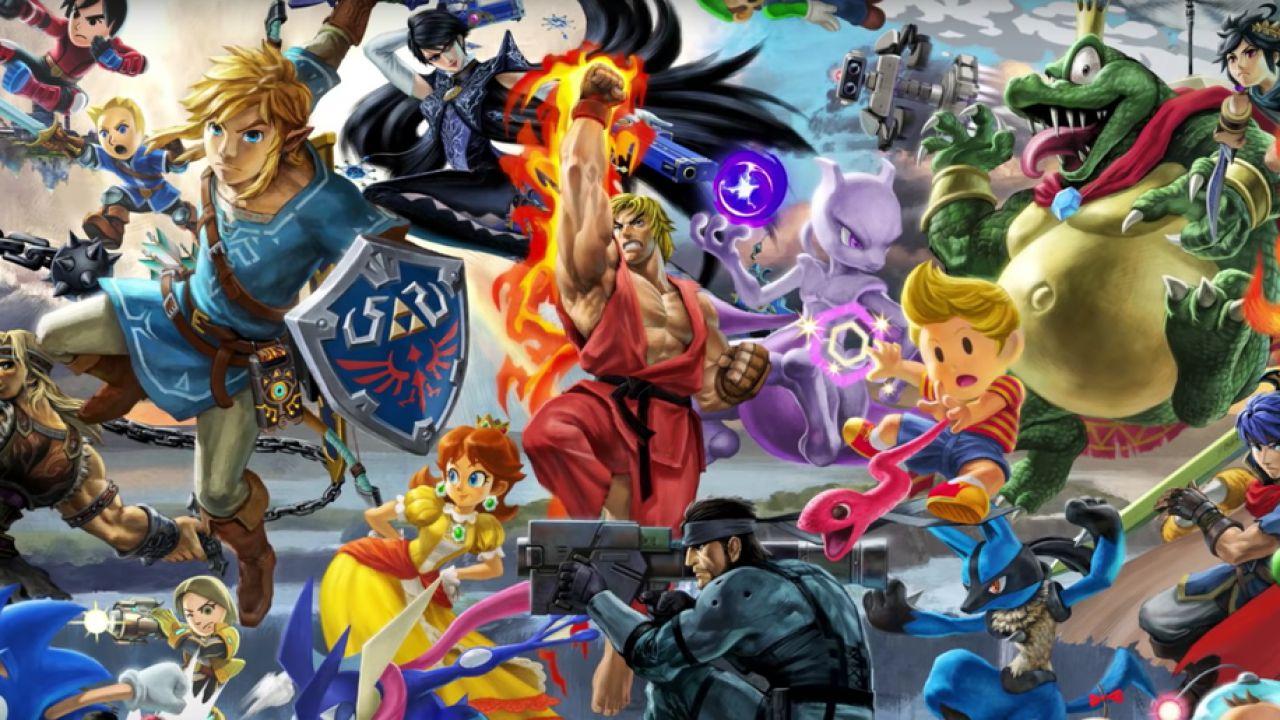 Super Smash Bros Ultimate Guida: corsa, schivata e sistema di movimento