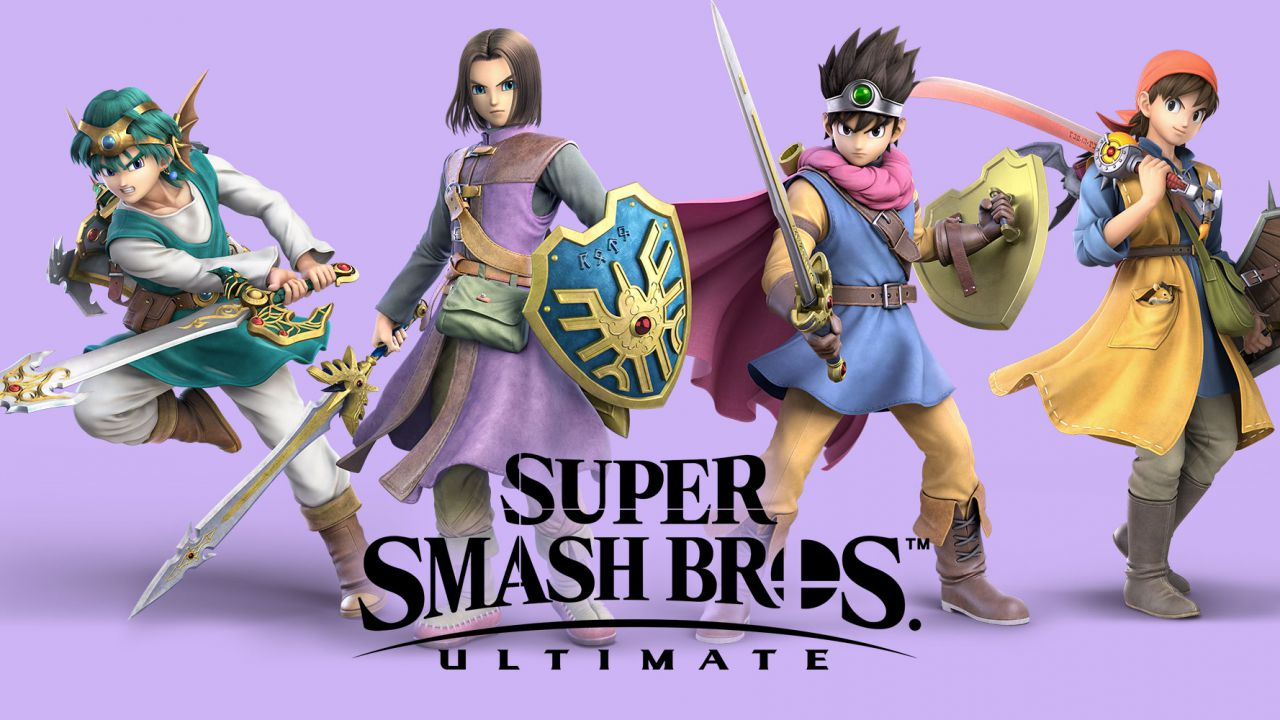 speciale Super Smash Bros Ultimate: Hero, un eroe per tutte le stagioni?