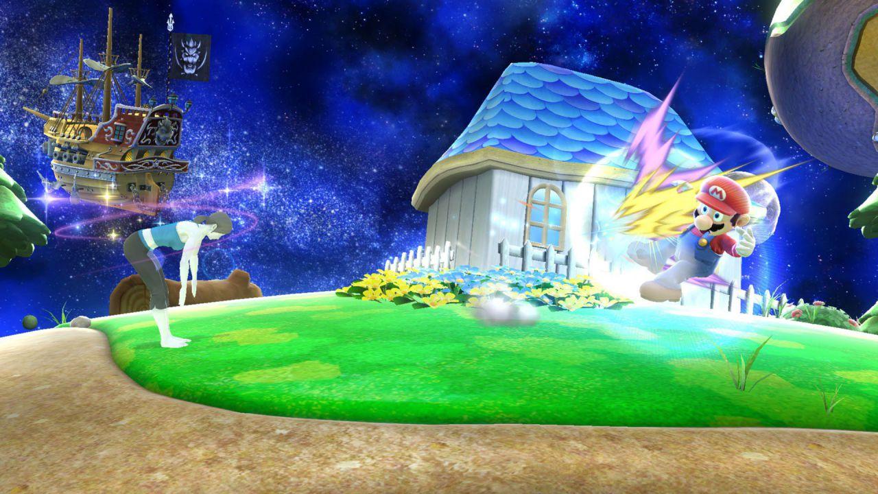 provato Super Smash Bros. per Wii U