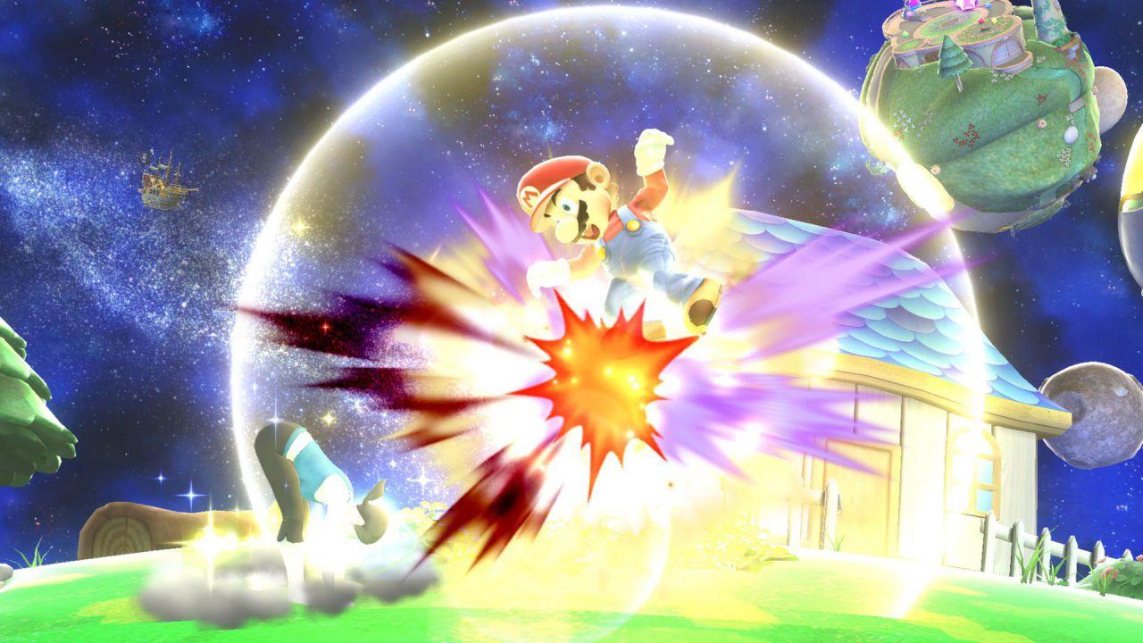 provato Super Smash Bros Wii U