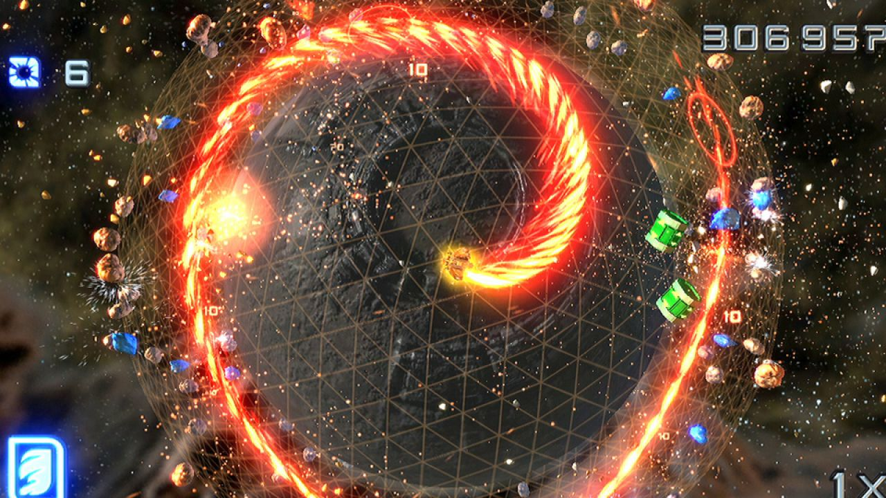 recensione Super Stardust Delta
