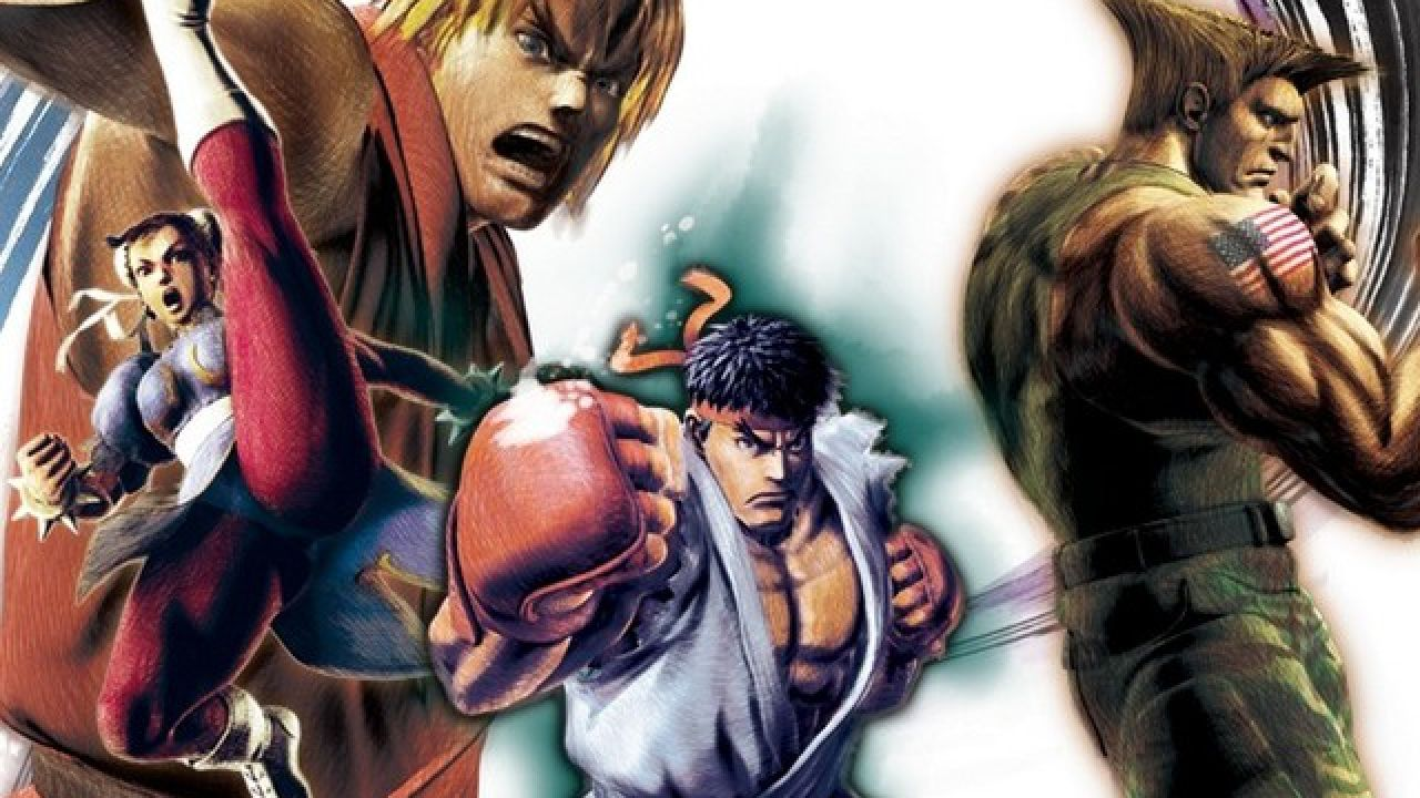 hands on Super Street Fighter 4 3D Edition
