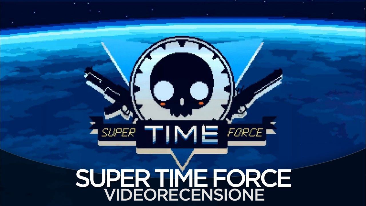 hands on Super Time Force