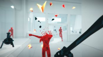 SUPERHOT VR provato su Oculus Rift