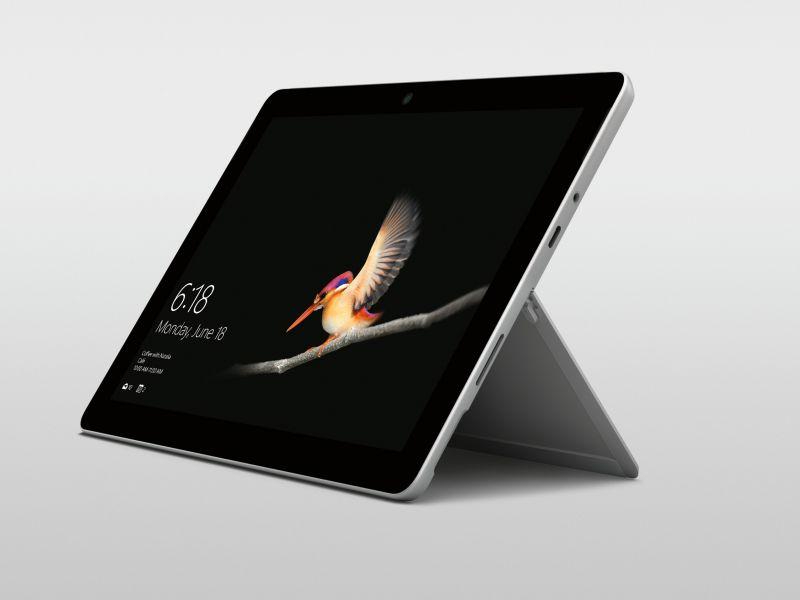 Surface Go: il tablet economico di Microsoft basato su Windows 10 S