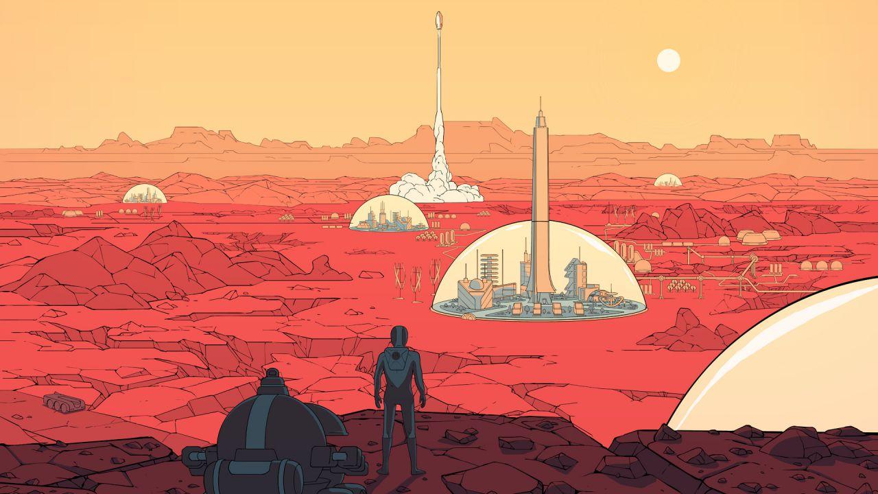 Surviving Mars Recensione: sopravvivere su Marte