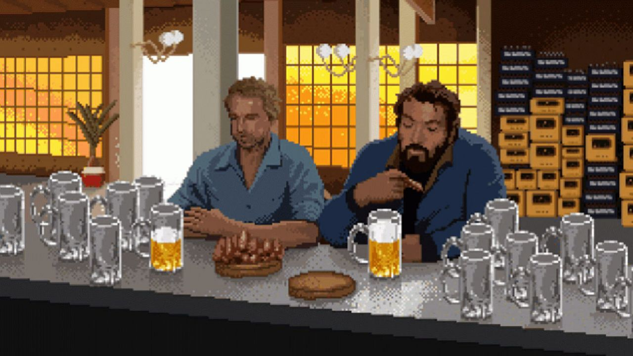 intervista Svilupparty Beta Day: Slaps & Beans, il gioco di Bud Spencer e Terence Hill
