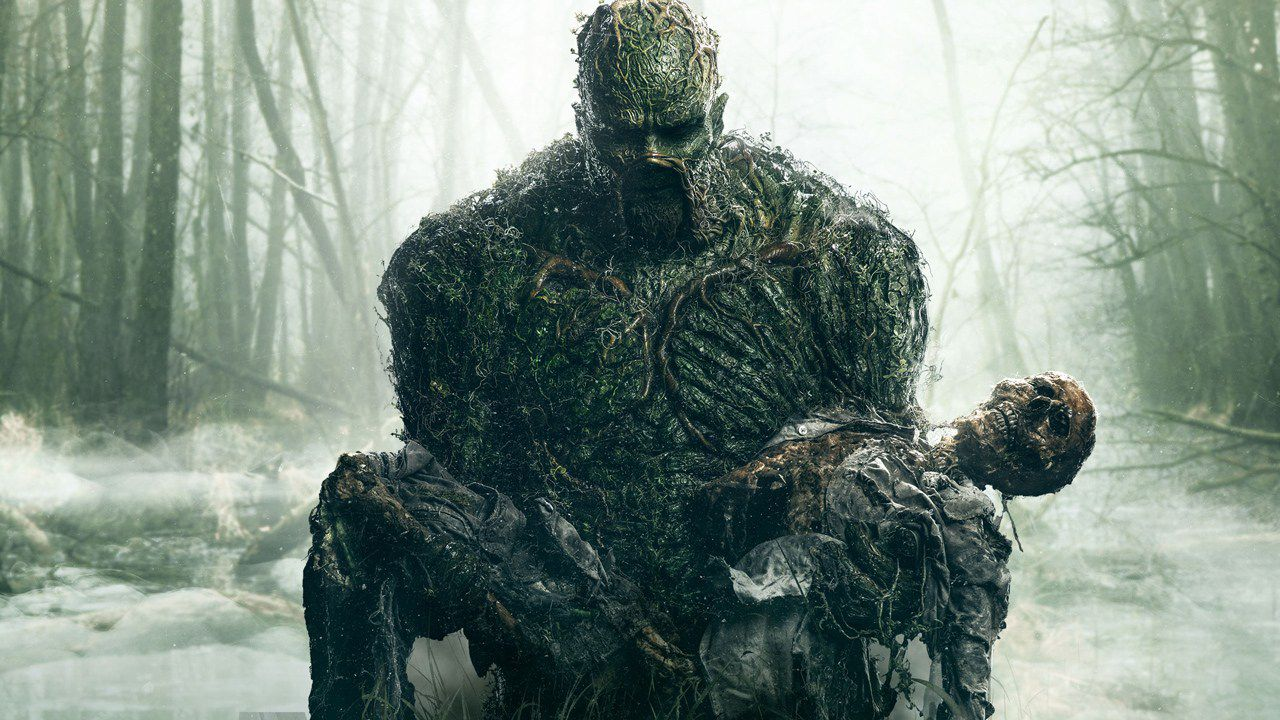 Swamp Thing: Recensione della serie DC su Amazon Prime