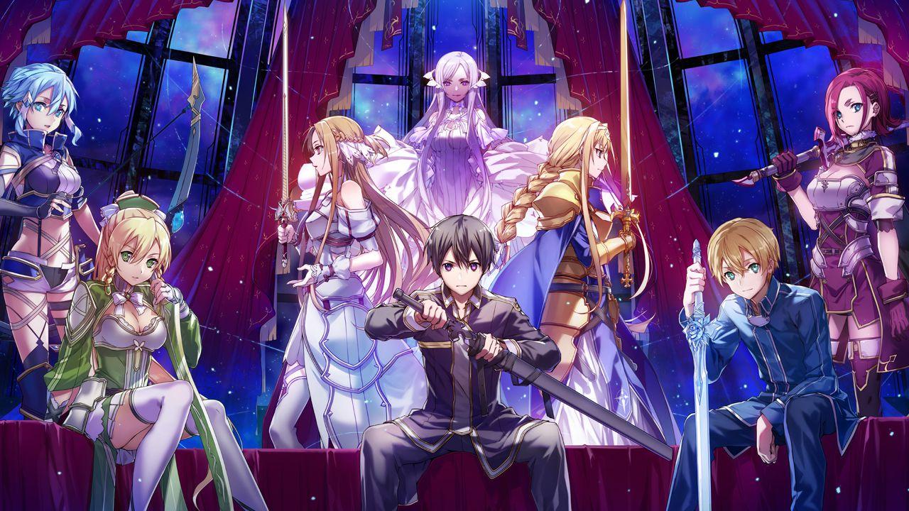 recensione Sword Art Online Alicization Lycoris: recensione del nuovo gioco di SAO