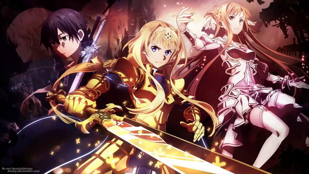 first look Sword Art Online: Alicization, primo sguardo a War of Underworld