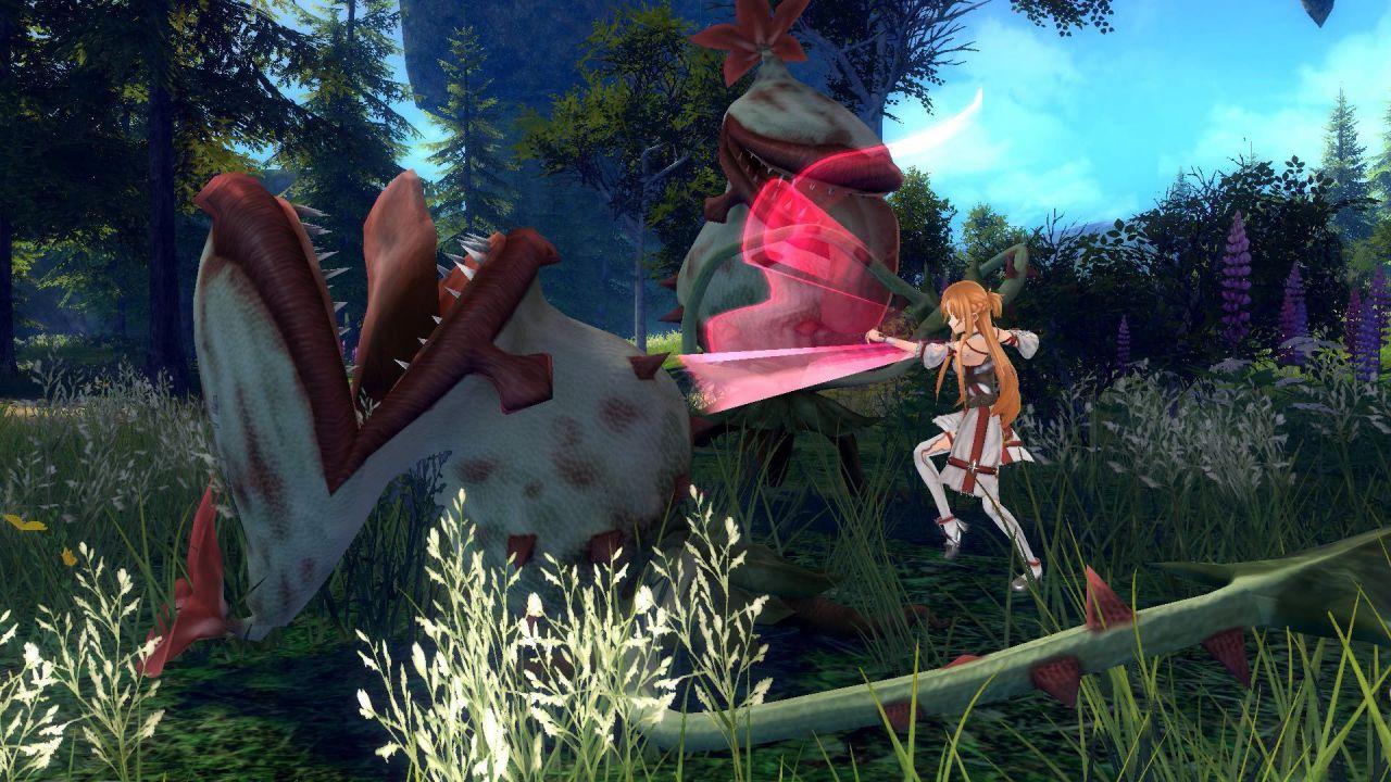 provato Sword Art Online: Hollow Realization