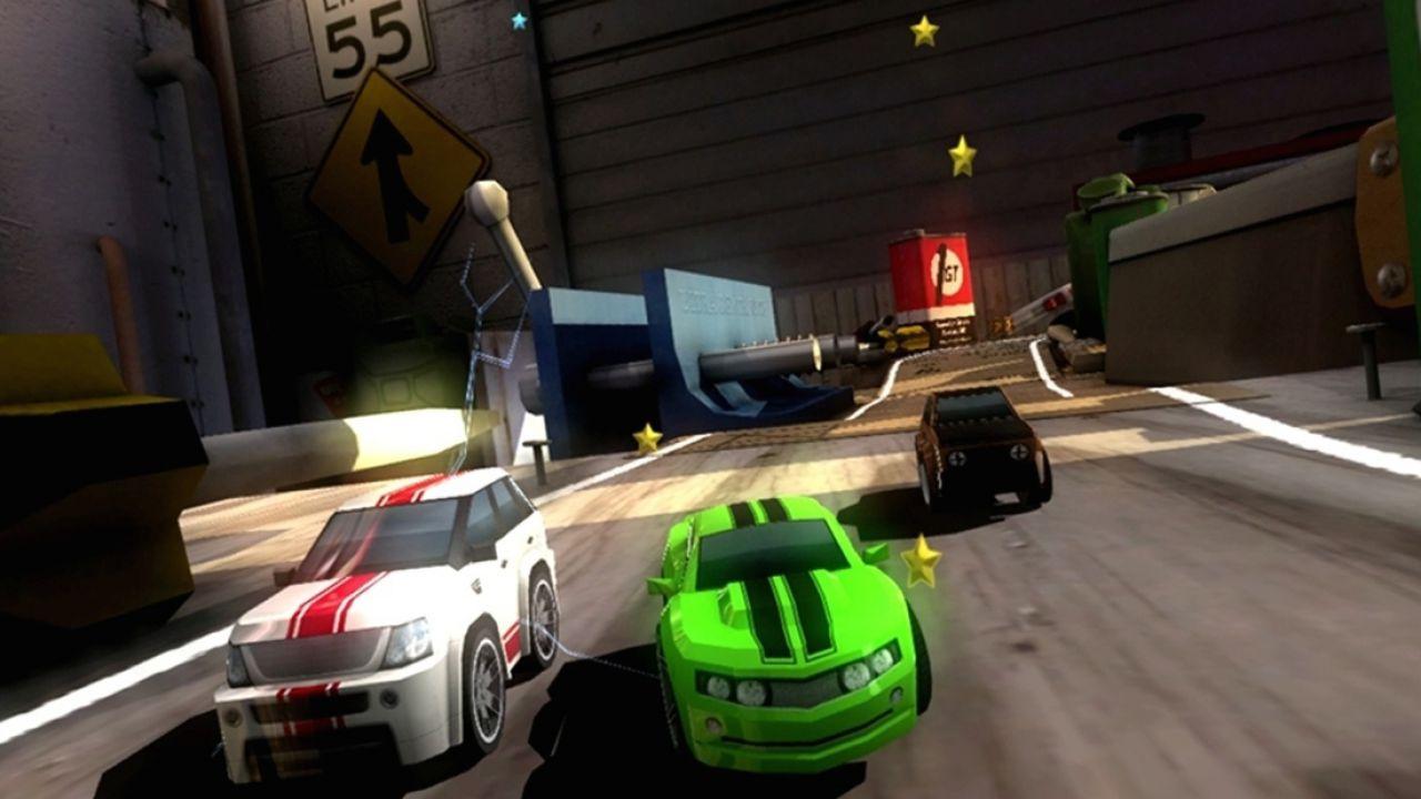 Table Top Racing Recensione: si corre tra cucina e salotto anche su PS Vita