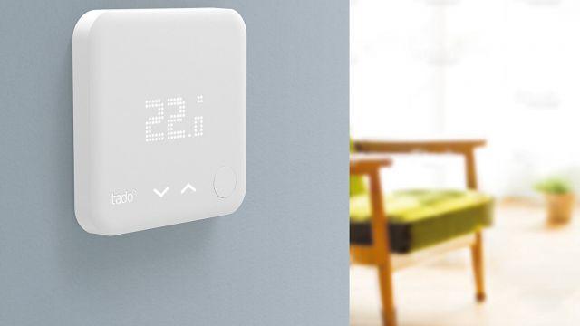 tado° Termostato Intelligente, il riscaldamento in casa è ora smart