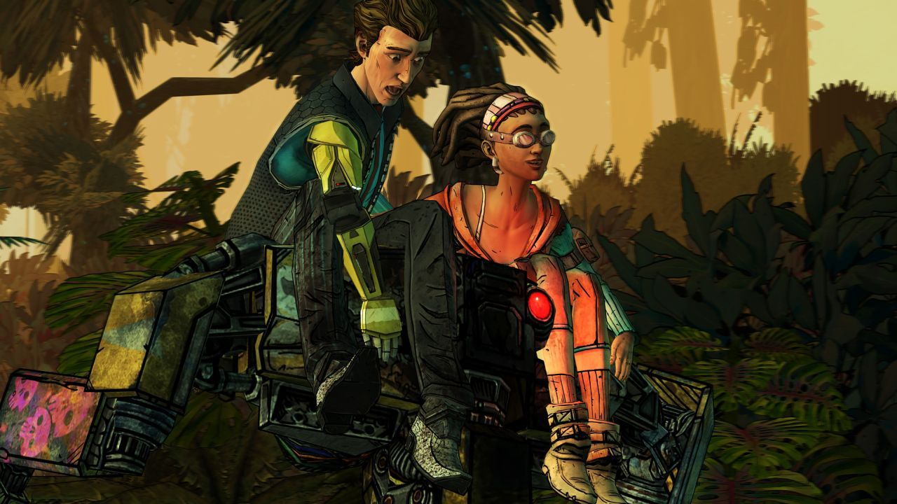 recensione Tales from the Borderlands - Episodio 3: Catch a Ride