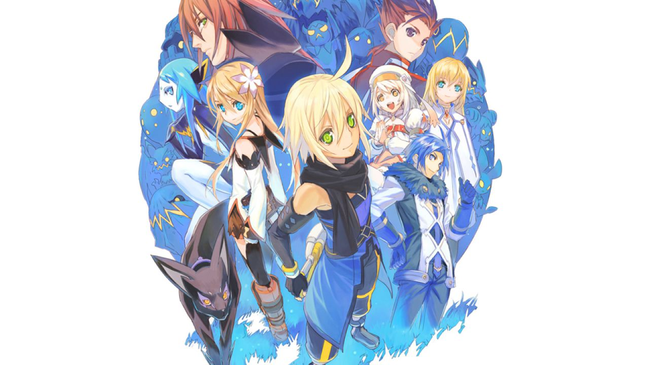 recensione Tales of Symphonia Dawn of the New World