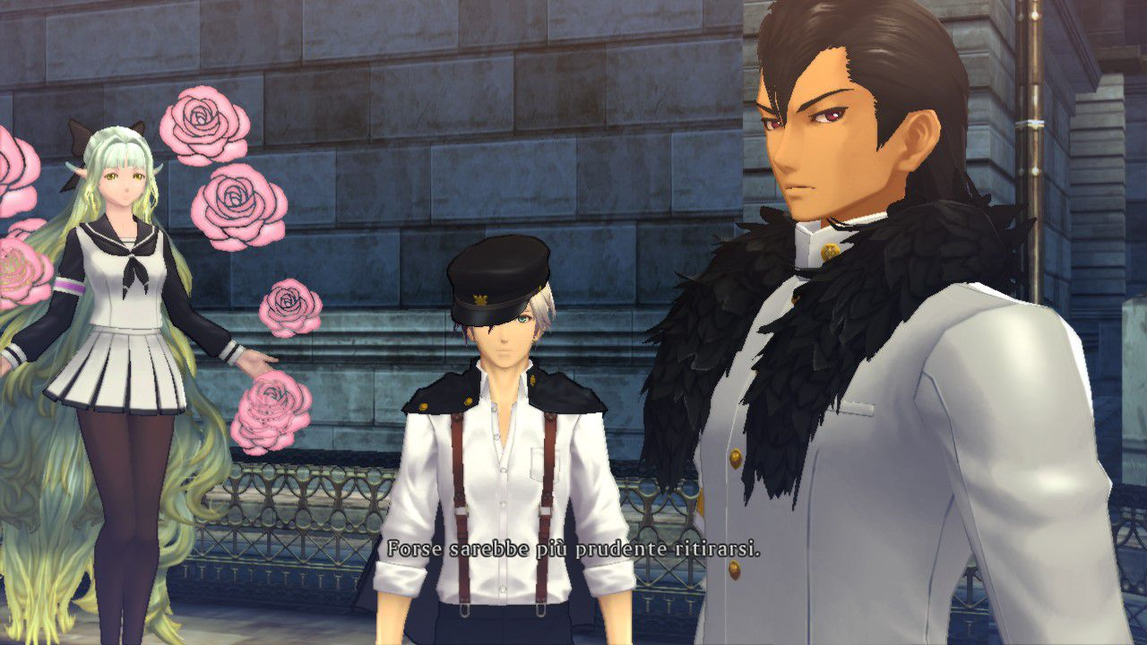 hands on Tales of Xillia 2