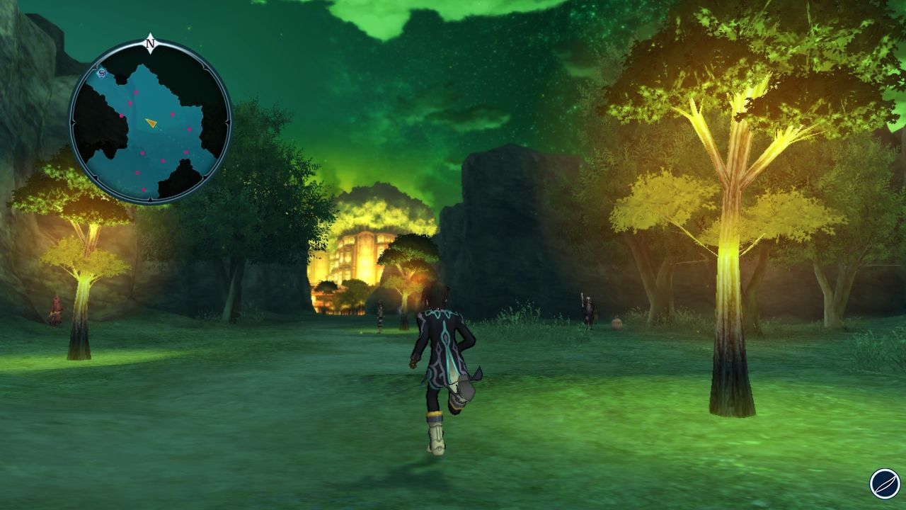 hands on Tales of Xillia