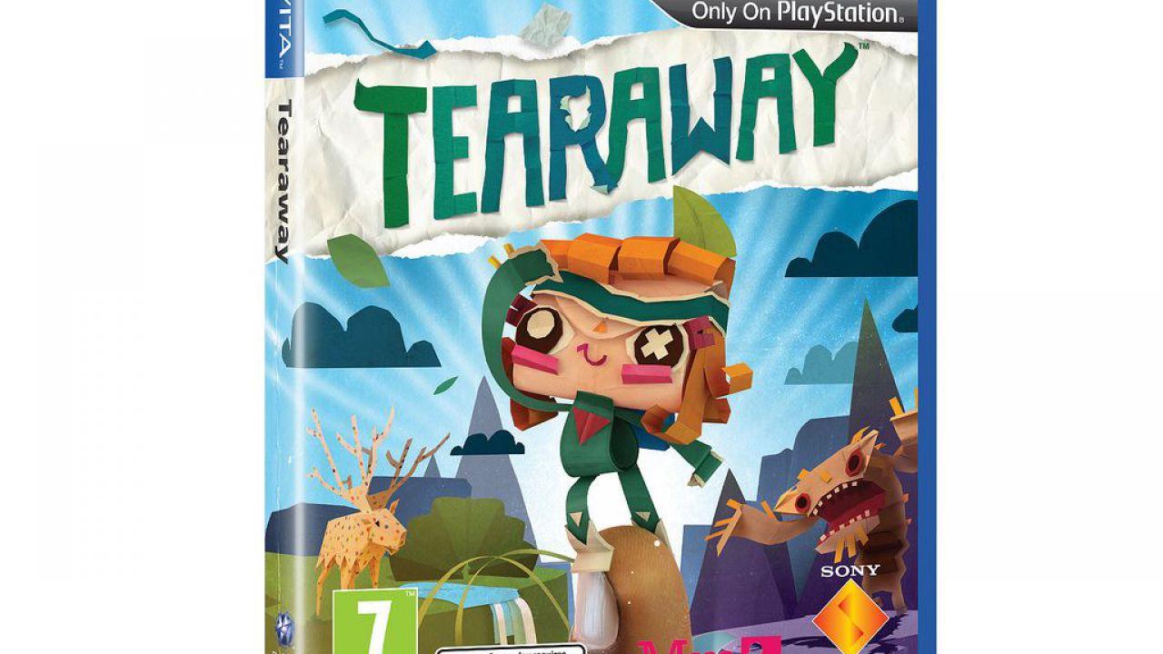 anteprima Tearaway