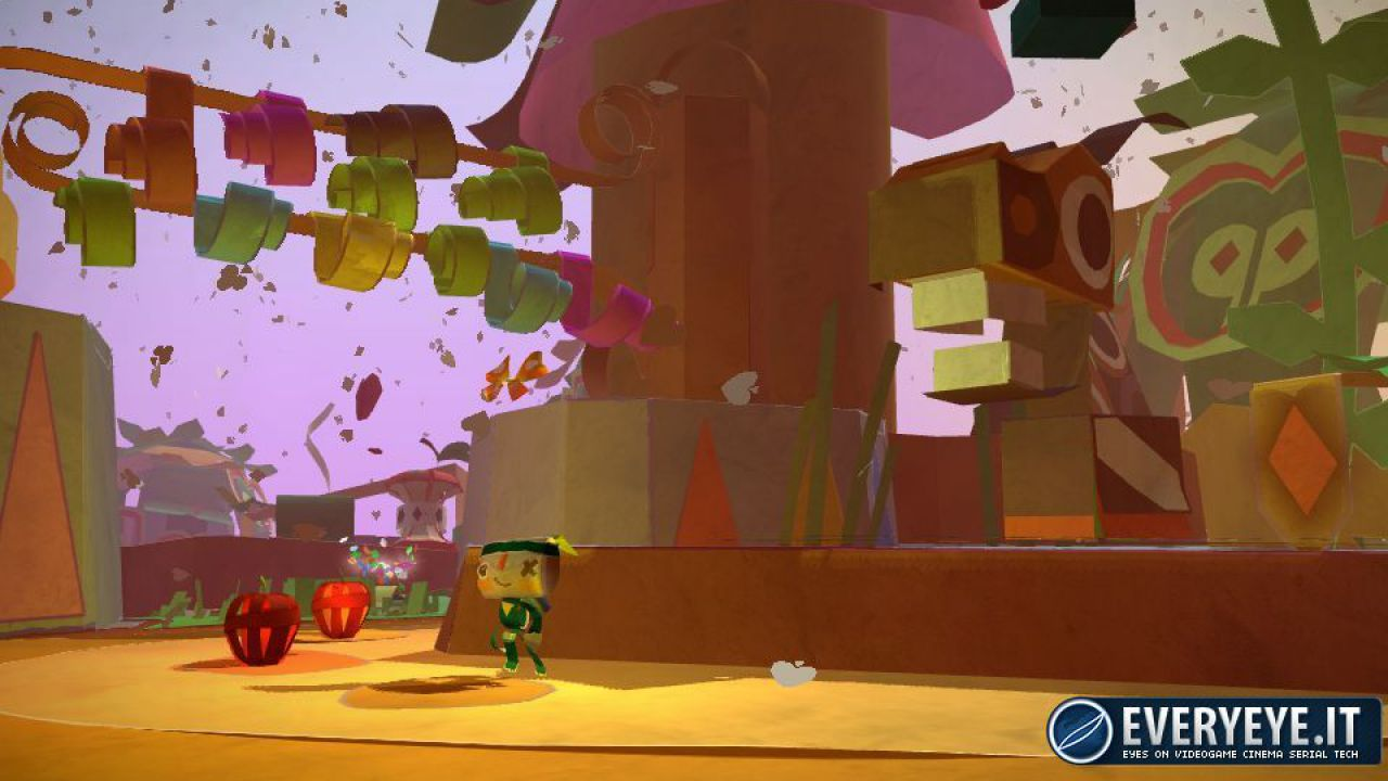 hands on TearAway