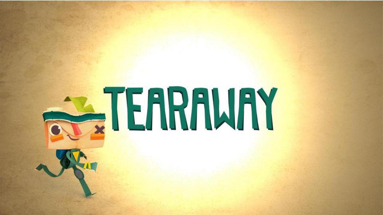 recensione Tearaway