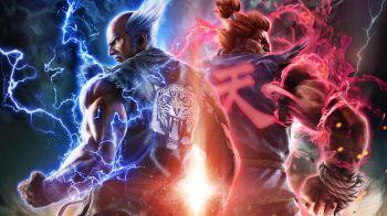 Tekken 7 Fated Retribution - Gamescom 2016