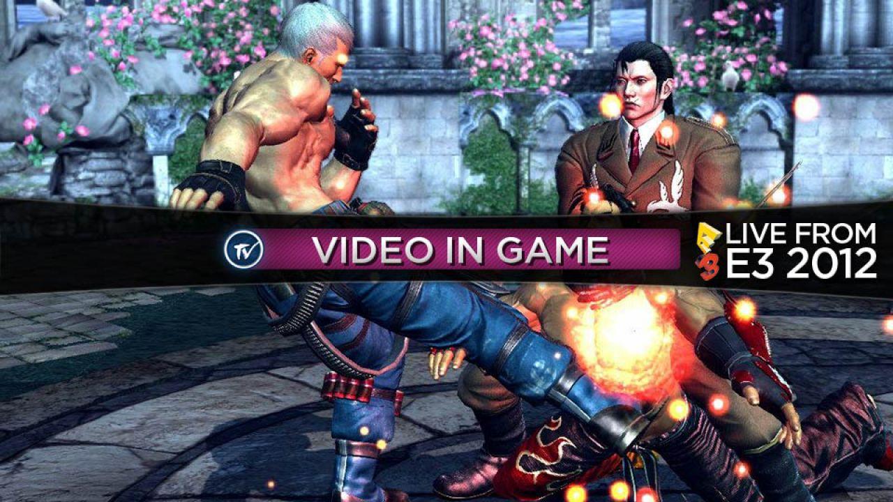 hands on Tekken Tag Tournament 2