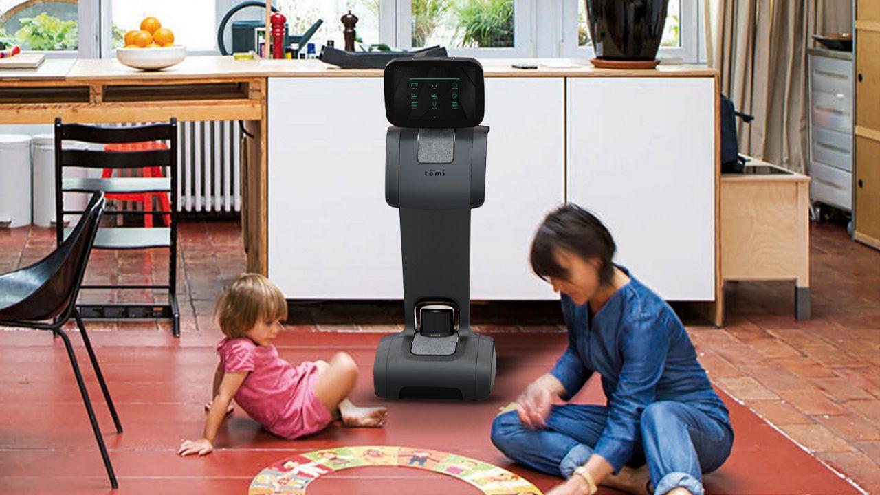 Temi: il robot/assistente domestico da 1500$ alla prova