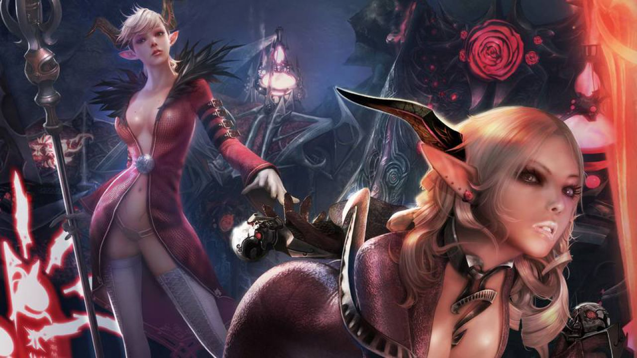 hands on TERA