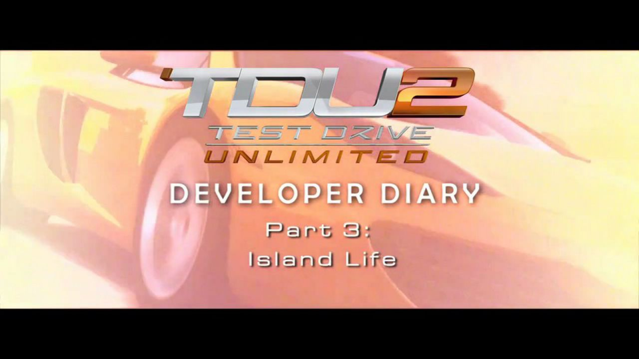 hands on Test Drive Unlimited 2