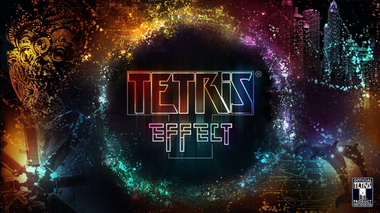 recensione Tetris Effect Recensione: dall'autore di Lumines un nuovo puzzle per PSVR