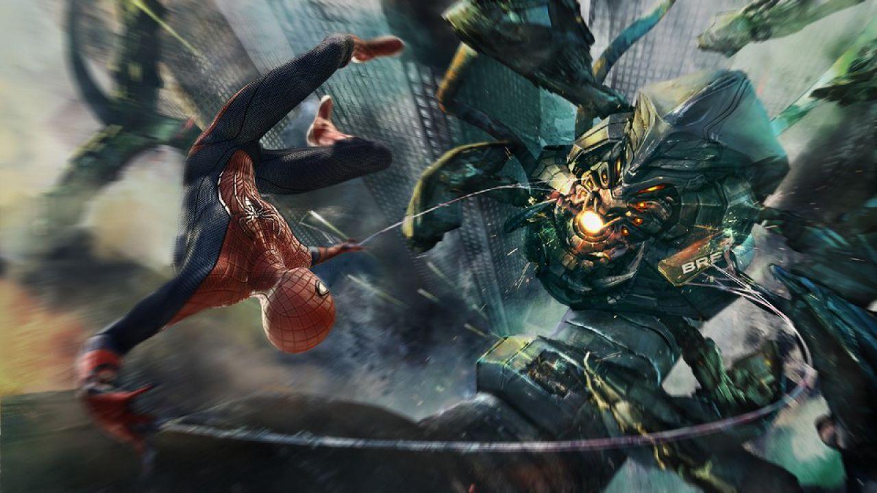 anteprima The Amazing Spiderman