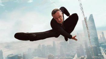 The Amazing Spiderman - Rhino Challenge e Stan Lee