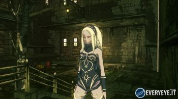The art of Gravity Rush