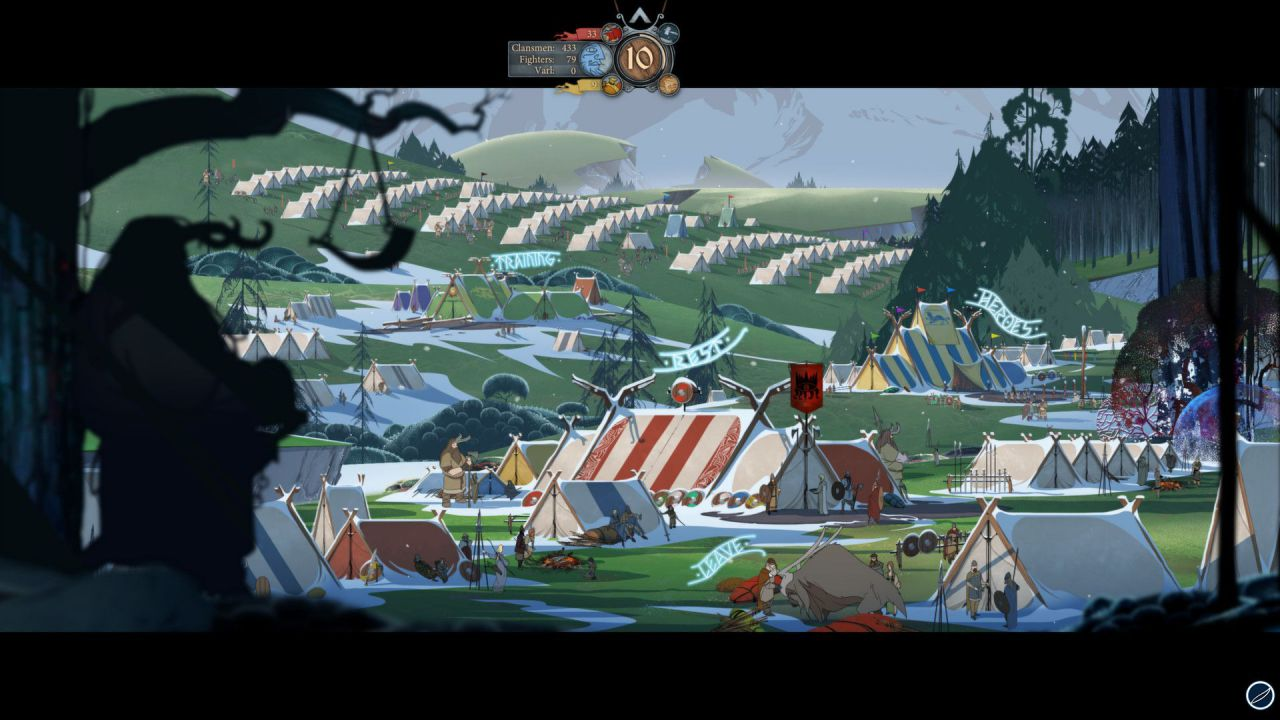 hands on The Banner Saga: Factions