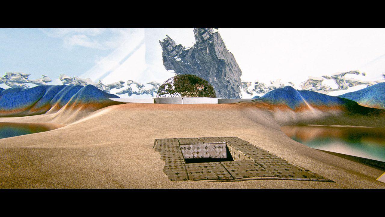 The Black Cube: una serie di myst-eri fantascientifici