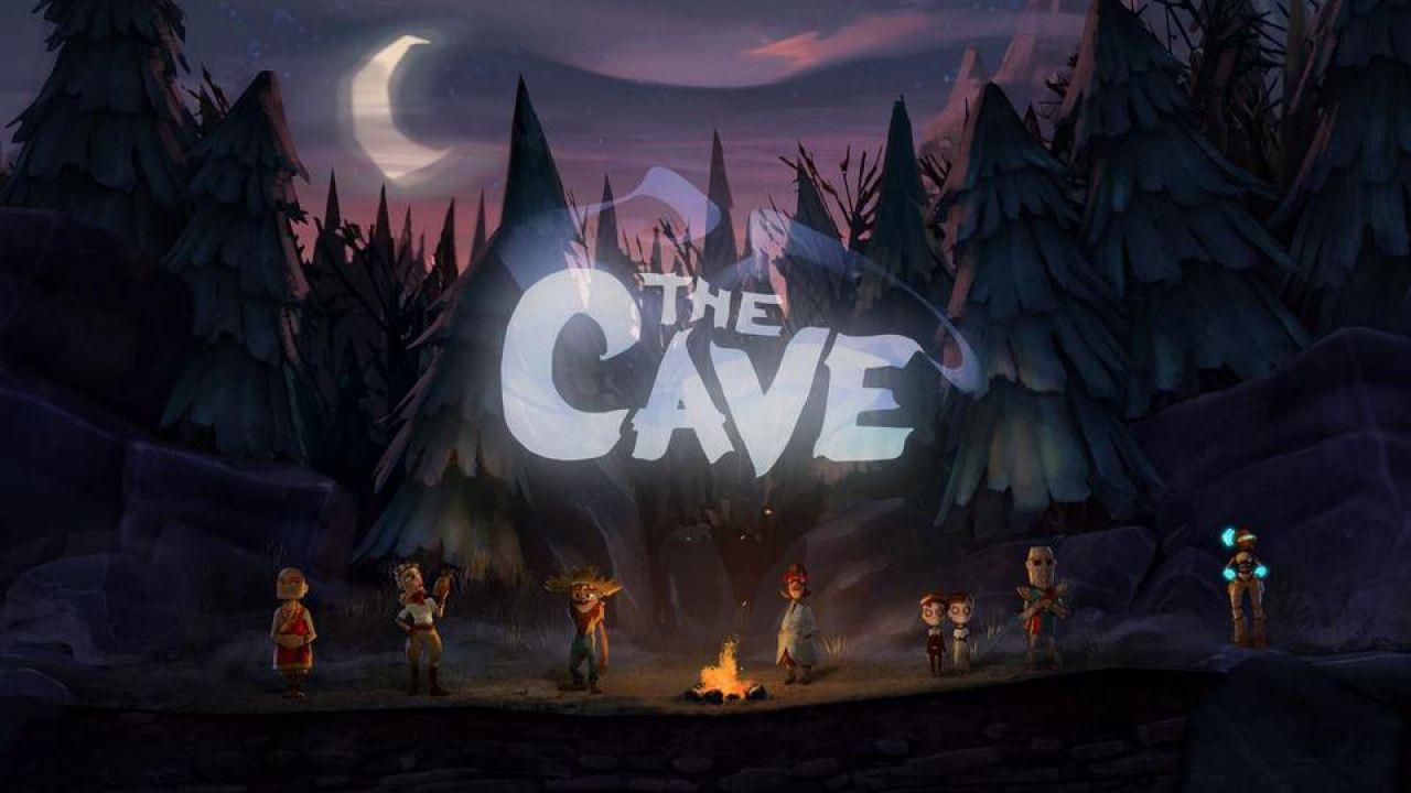 recensione The Cave