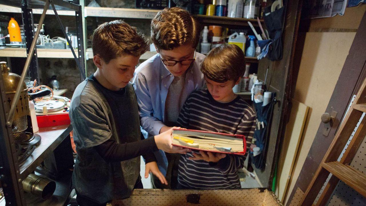 The Dangerous Book for Boys: prime impressioni sulla nuova serie Amazon