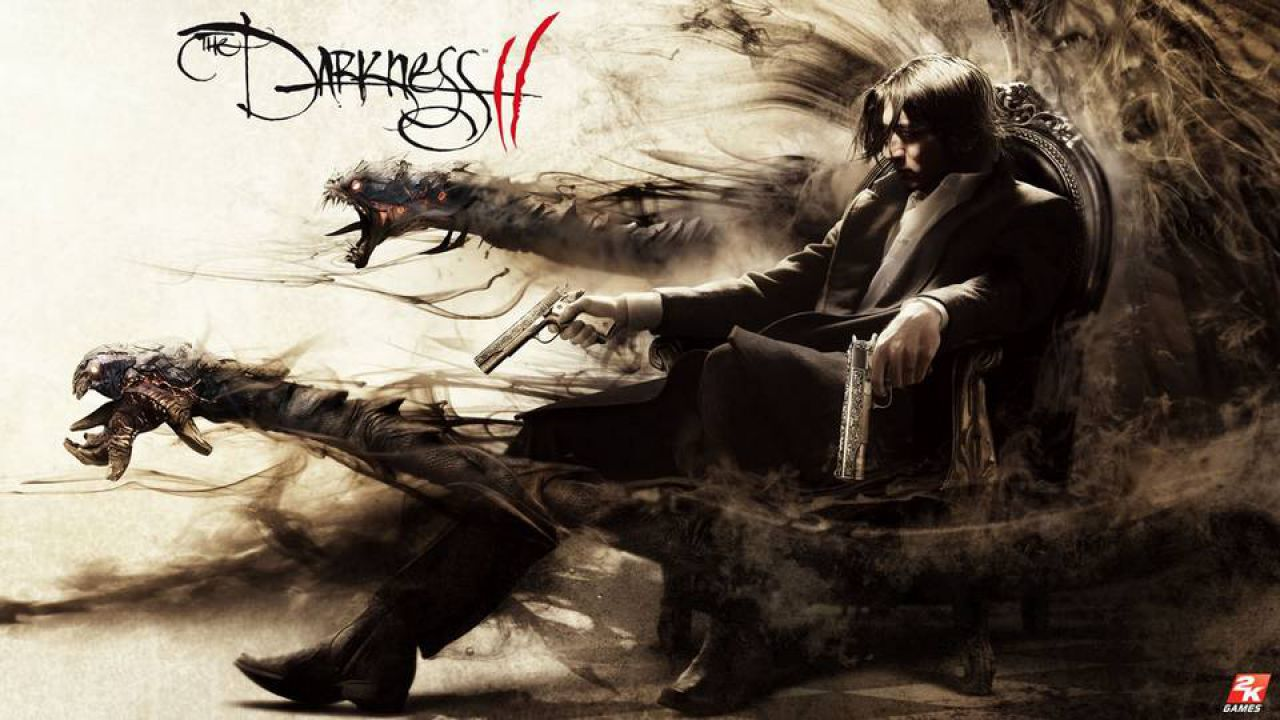 hands on The Darkness 2