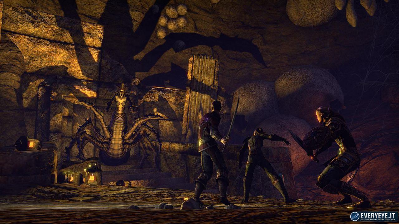 anteprima The Elder Scrolls Online