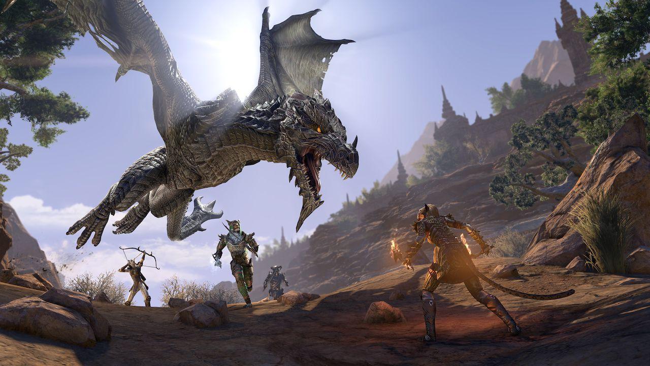 Elder Scrolls Online Elsweyr Nekromant