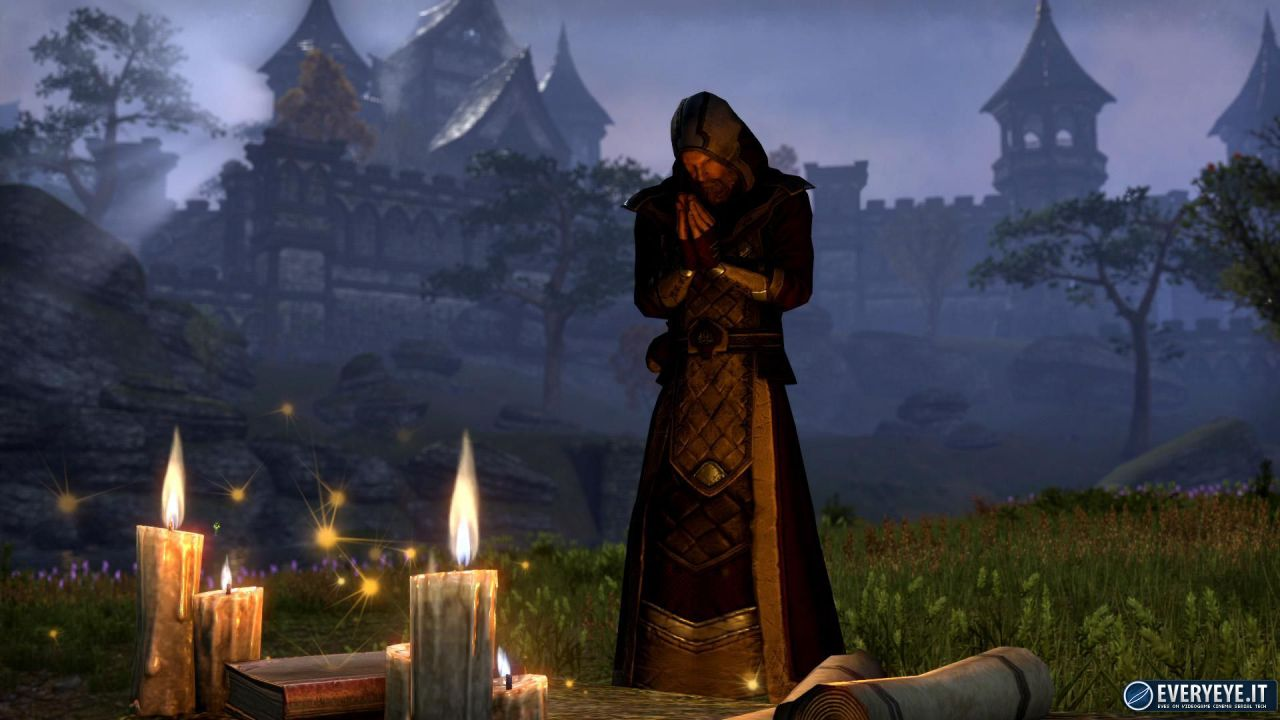 hands on The Elder Scrolls Online