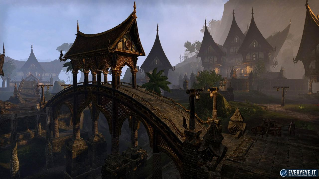 hands on The Elder Scrolls Online